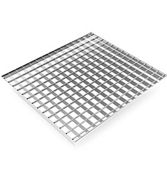 Polyester grating