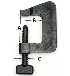 Euro clamps
